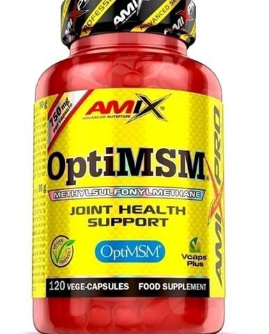 Amix Nutrition Amix OptiMSM 120 kapsúl