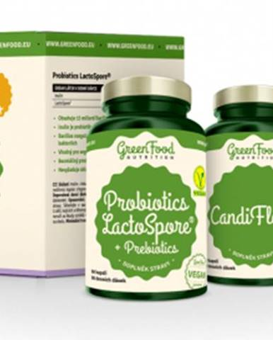 GreenFood intimitu + Pillbox