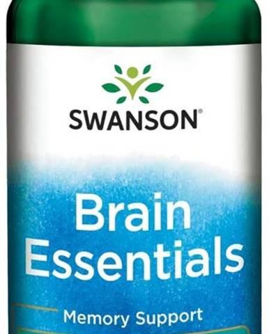 Swanson Brain Essentials 60 kapsúl