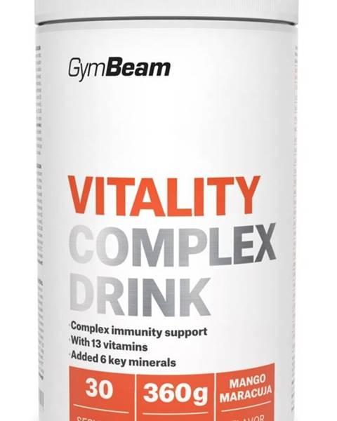 GymBeam Vitality Complex Drink - GymBeam 360 g Green Apple