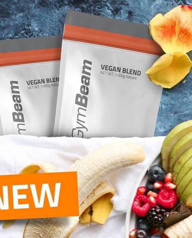 Vegan Blend - GymBeam 1000 g Banana