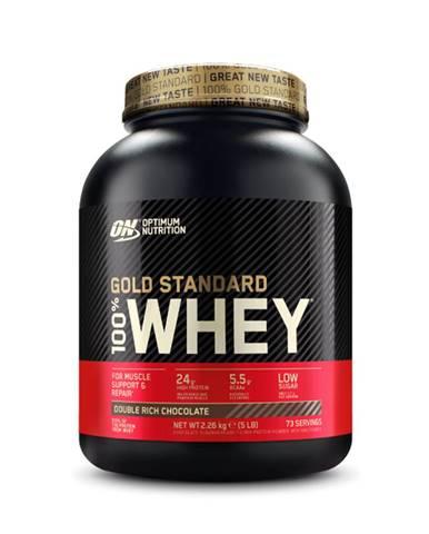 Optimum Nutrition 100 Whey Gold Standard 4540 g vanilková zmrzlina
