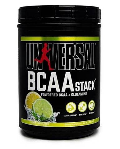 Universal Nutrition BCAA Stack 250 g pomaranč