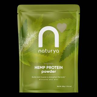 Naturya Konopný proteín BIO 300 g