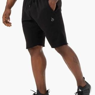 Ryderwear Pánske šortky Iron Track Black  S