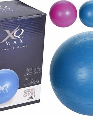 Gymnastický míč XQ MAX YOGA BALL 55 cm - Modrá