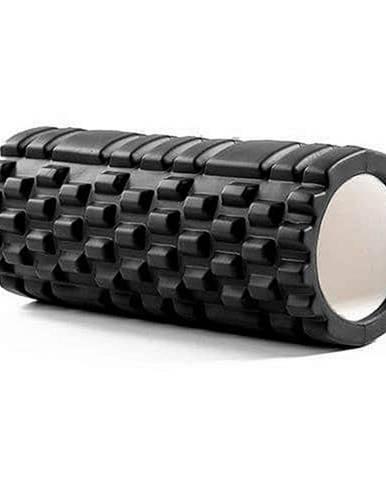 Masážní VÁLEC SEDCO YOGA FOAM ROLLER 33x14 cm - Černá