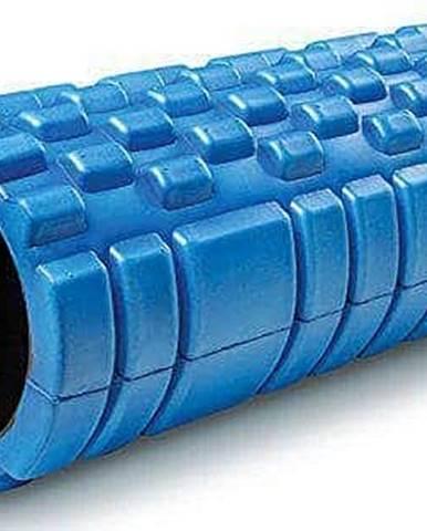 Masážní VÁLEC YOGA FOAM ROLLER Sedco 33x14 cm - Modrá