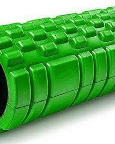 Masážní VÁLEC YOGA FOAM ROLLER Sedco 33x14 cm - Zelená