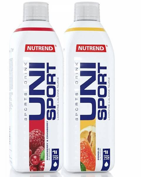 Nutrend Nutrend Unisport 1000 ml ružový grapefruit