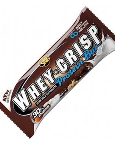 All Stars Proteínová tyčinka Whey-Crisp 50 g biela čokoláda cookie