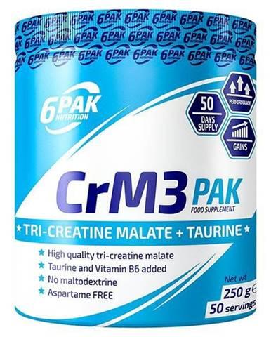 CrM3 PAK - 6PAK Nutrition 500 g Cherry Lemon