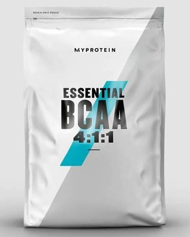 Essential BCAA 4:1:1 práškové - MyProtein 250 g Neutral