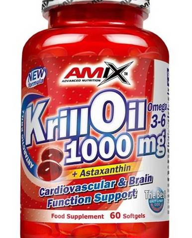 Krill Oil 1000 - Amix 60 kaps.