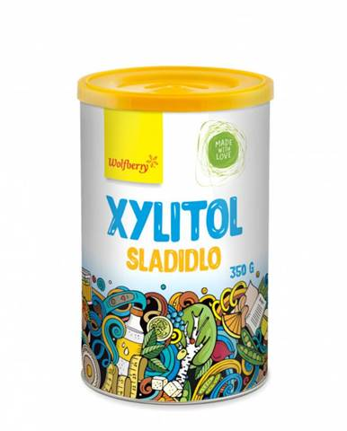 Wolfberry Sladidlo Xylitol 350 g