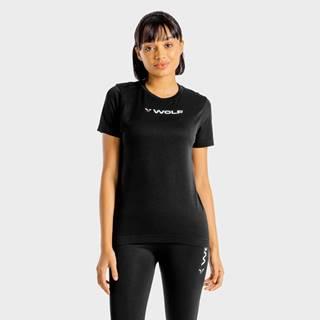 Squat Wolf Dámske tričko Primal Black  XS