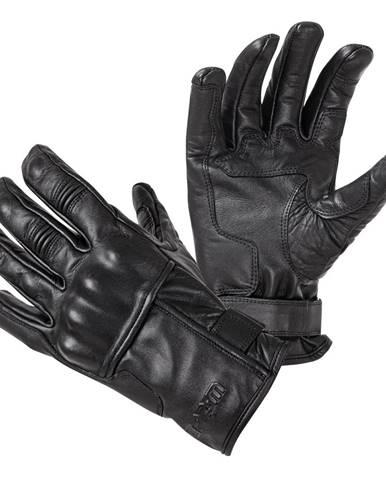 Moto rukavice W-TEC Bresco čierna - S