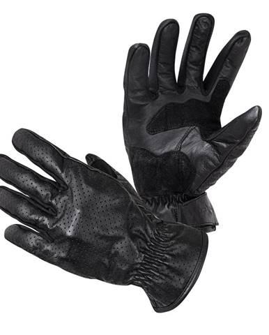 Moto rukavice W-TEC Denver čierna - S