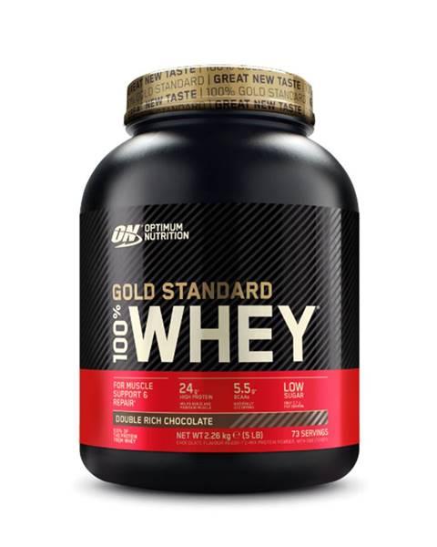 Optimum Nutrition Optimum Nutrition 100 Whey Gold Standard 450 g vanilková zmrzlina