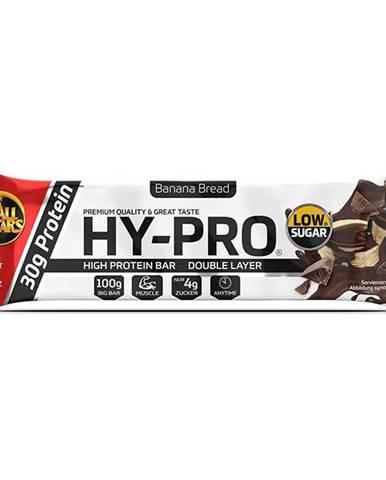 All Stars HY-PRO Deluxe bar 100 g banánový chlieb
