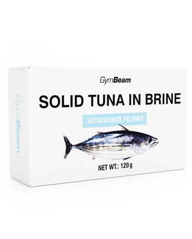 GymBeam Tuniak vo vlastnej šťave 120 g