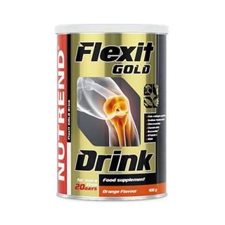 Nutrend Flexit Gold Drink 400 g čierne ríbezle