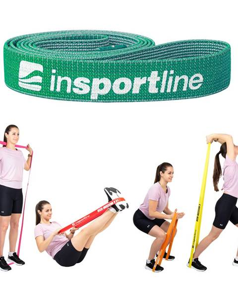 Insportline Posilňovacia guma inSPORTline Rand XX Strong