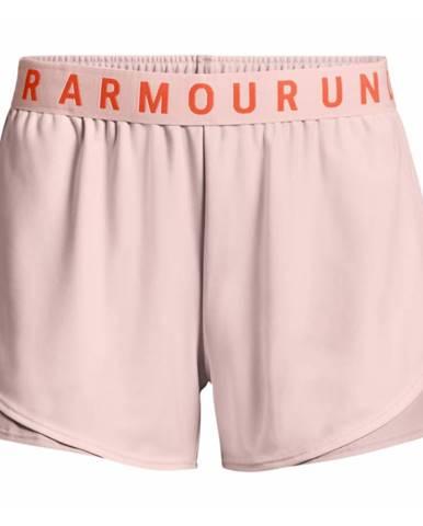 Dámské šortky Under Armour Play Up Short 3.0 Light Pink - M