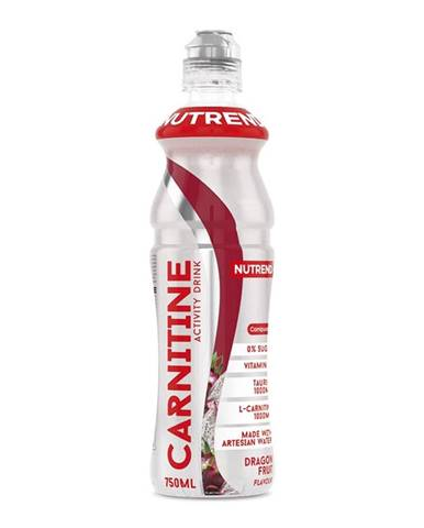 Drink Nutrend Carnitine Activity Drink 750 ml bez kofeínu eukalyptus kiwi