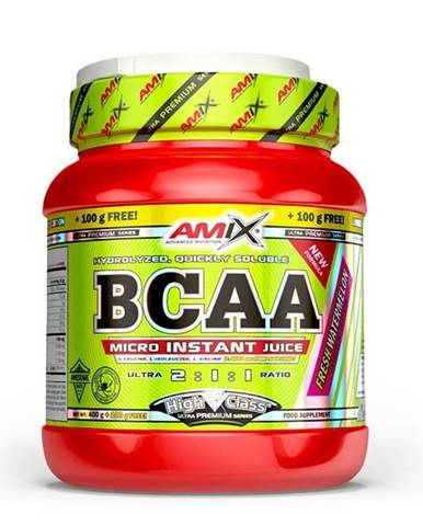 BCAA Micro Instant Juice 2:1:1 - Amix 300 g Black Cherry