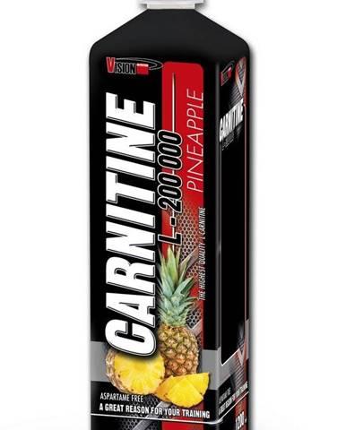 Carnitine L-200 000 - Vision Nutrition 1200 ml Ananás