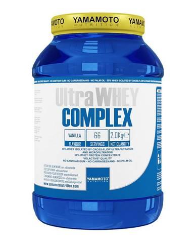 Ultra Whey Complex - Yamamoto  2000 g Caribbean Dream