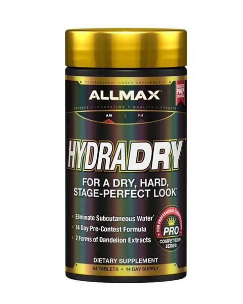 Allmax Nutrition Allmax Hydra-Dry Hmotnost: 84 tablet