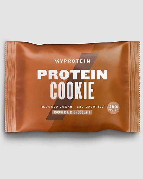 MyProtein MyProtein Protein cookies Hmotnost: 75g, Příchutě: Cookies and Cream