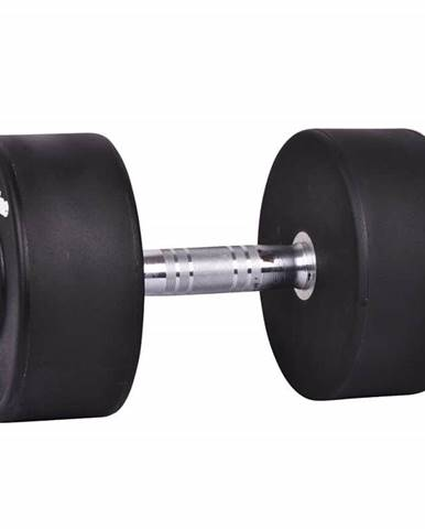 Jednoručná činka inSPORTline Profi 34 kg
