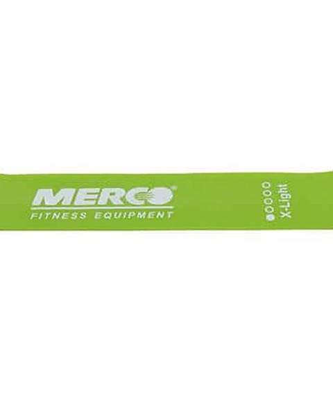 Merco Mini Band posilovací guma zelená