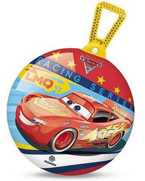 Mondo Skákací balón Mondo s držadlem 360 průměr 45 cm Hello Kitty - Cars