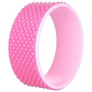 Pattern jóga válec růžová