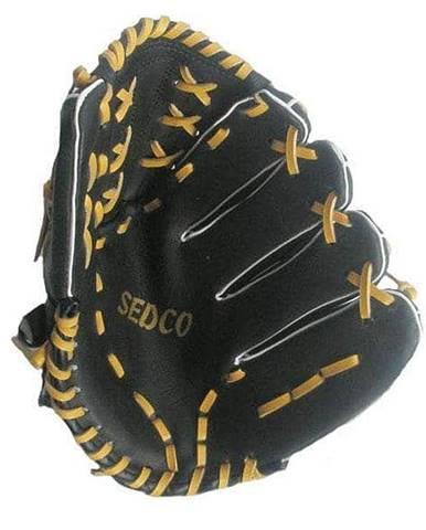 """Baseball rukavice DH-120 syntetická useň 12"""" Richmoral černá - pravá"""