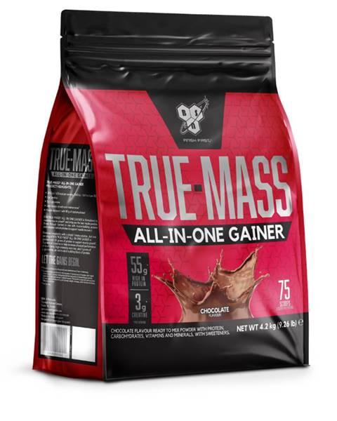 BSN BSN True Mass All-In-One Gainer 4200 g čokoláda