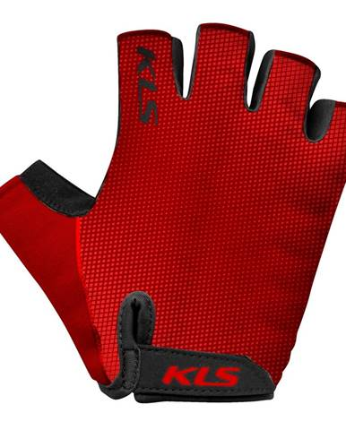 Cyklo rukavice Kellys Factor Red - XXL