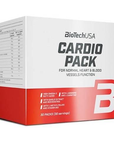 Cardio Pack - Biotech USA 30 balíčkov