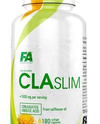 CLA Slim - Fitness Authority 90 softgels