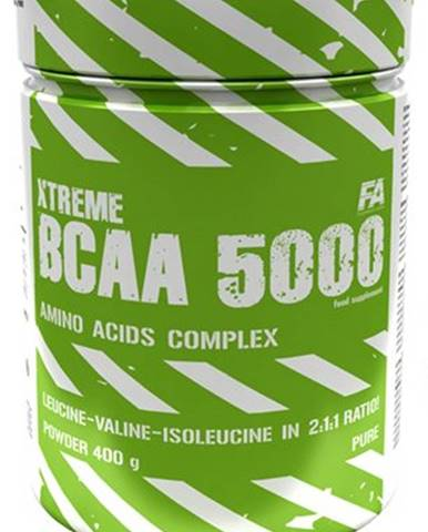 Xtreme BCAA 5000 od Fitness Authority 400 g Cola