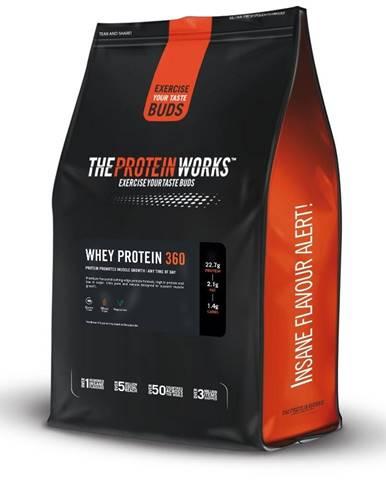 TPW Whey Protein 360 ® 1200 g slaný karamel bandit