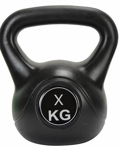 Činka kettlebell Exercise Black - 15 kg