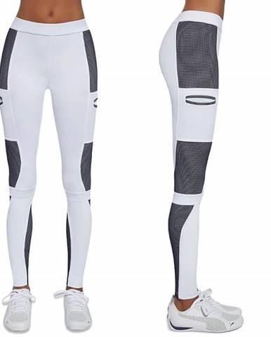 Dámske športové legíny BAS BLACK Passion Farba bielo-modrá, Veľkosť L
