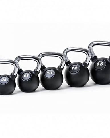 Kettlebell SEDCO RUBBER-CHROM PROFI - 10 kg