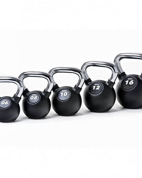Sedco Kettlebell SEDCO RUBBER-CHROM PROFI - 4 kg