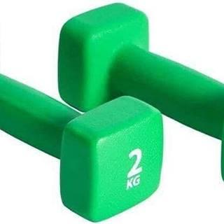 Činka NEOPREN P2I set - 2x2 kg